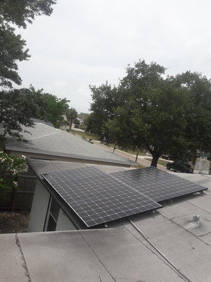 Residential Solar Panels Tampa