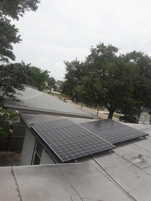 Residential Solar Panels Tampa