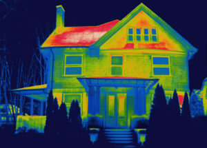 Residential Energy Loss Thermal