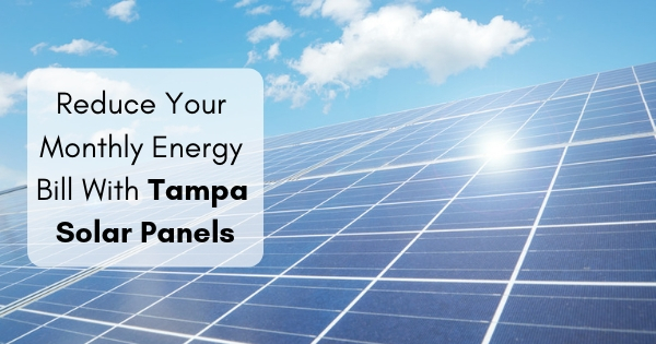 solar panel installation tampa