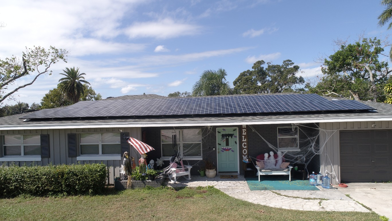 Solar Panels for Home Use Orlando