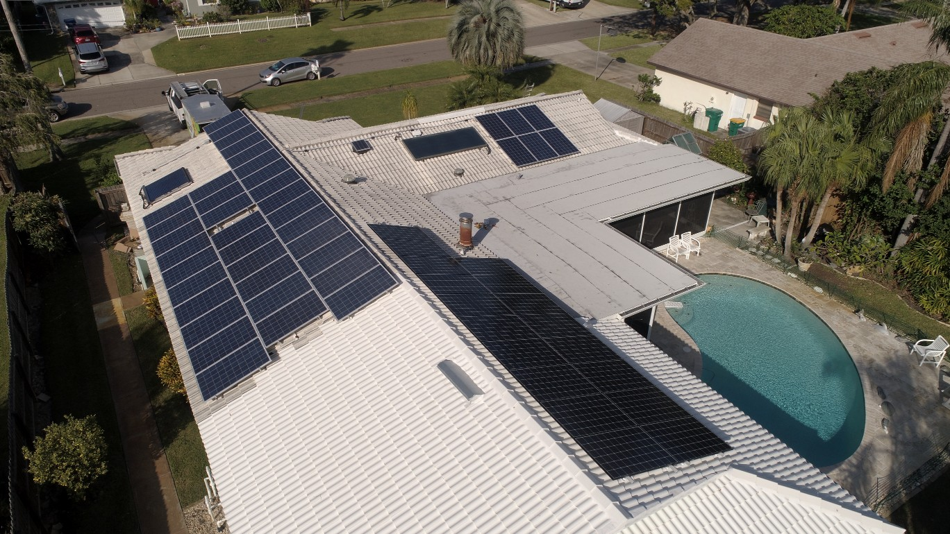 Solar Power System Tampa FL