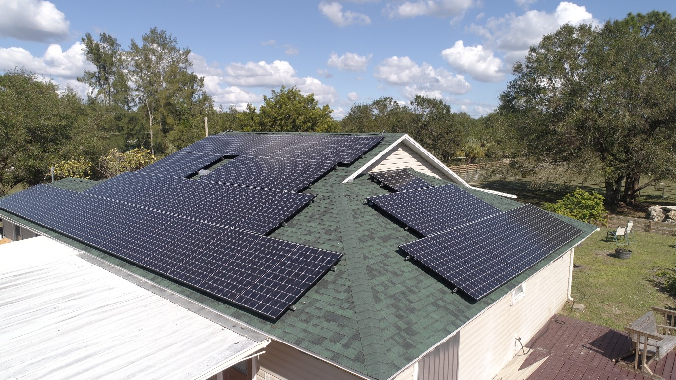 Solar System for Home Sarasota