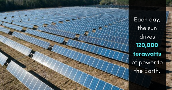 residential solar panel installation